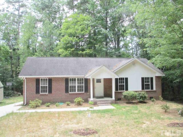 7023 Cedar Drive, Sanford, NC 27332 (#2258241) :: Dogwood Properties