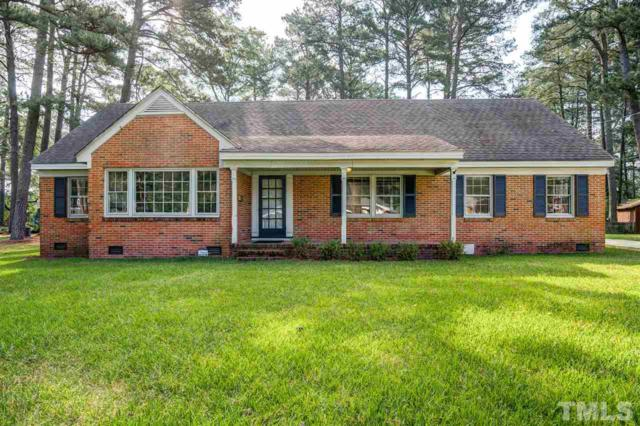 905 Cedarbrook Drive, Rocky Mount, NC 27803 (#2258253) :: The Perry Group