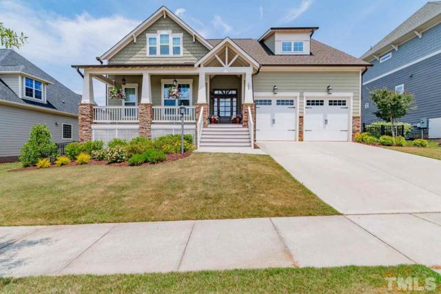 309 Mint Julep Way, Holly Springs, NC 27540 (#2258351) :: M&J Realty Group