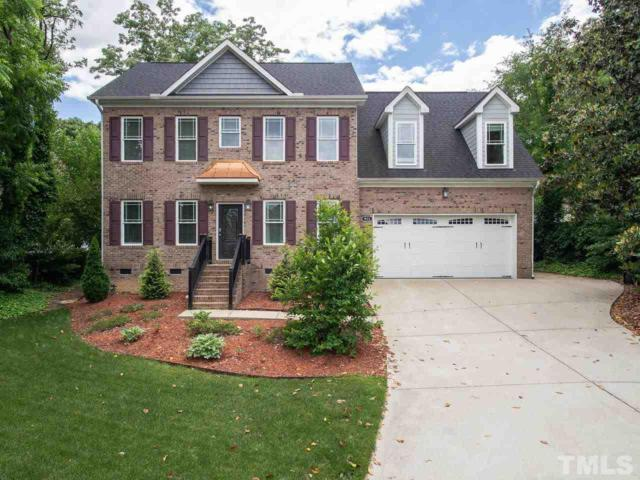 911 Wade Avenue, Raleigh, NC 27605 (#2258356) :: Real Estate By Design