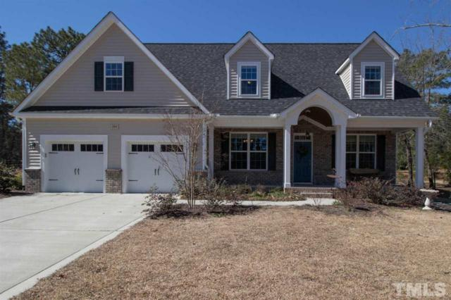 104 Schever Road, West End, NC 27376 (#2258379) :: Dogwood Properties