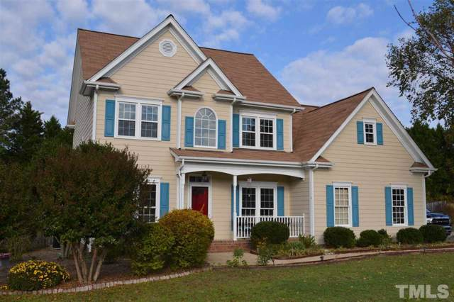 220 Forest Oaks Drive, Clayton, NC 27527 (#2258429) :: The Perry Group