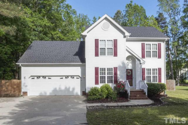 616 Moon Shadow Court, Fuquay Varina, NC 27526 (#2258459) :: Real Estate By Design