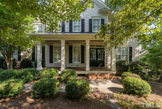 124 Creekvista Drive, Holly Springs, NC 27540 (#2258479) :: Marti Hampton Team - Re/Max One Realty