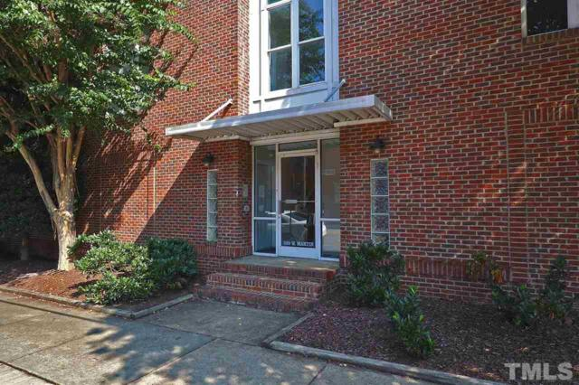 320 W Martin Street #202, Raleigh, NC 27601 (#2258507) :: Real Estate By Design