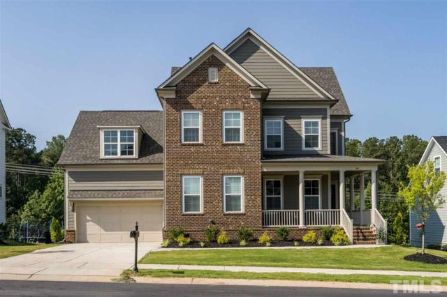 341 Canterwood Drive, Apex, NC 27539 (#2258508) :: Sara Kate Homes