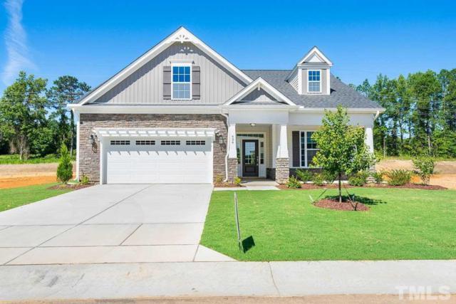 26 Bowhill Drive, Clayton, NC 27527 (#2258685) :: Marti Hampton Team - Re/Max One Realty