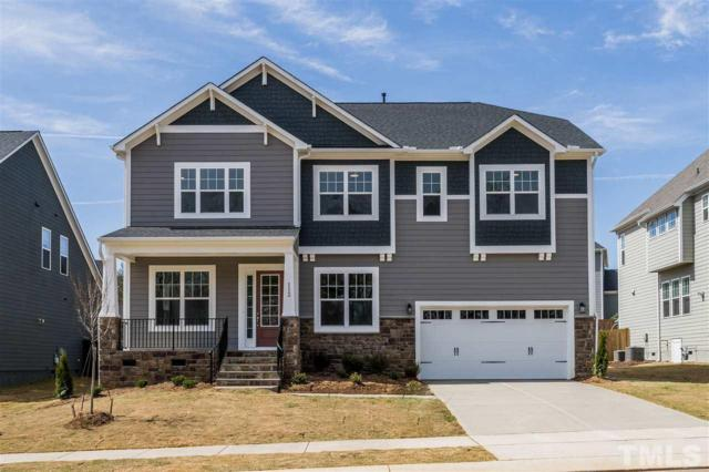 112 Harmony Creek Place, Apex, NC 27539 (#2258702) :: Sara Kate Homes