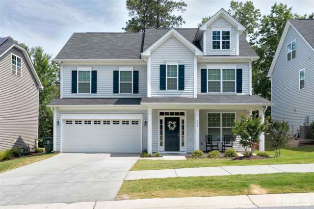 120 Ladys Mantle Lane, Holly Springs, NC 27540 (#2258709) :: The Jim Allen Group
