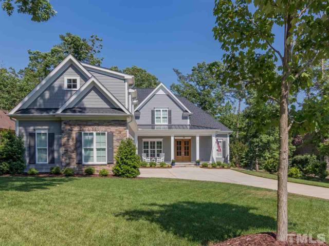 418 Davis Love Drive, Chapel Hill, NC 27517 (#2258758) :: Dogwood Properties