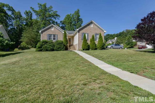 2301 Sunberry Drive, Graham, NC 27253 (#2258768) :: Spotlight Realty