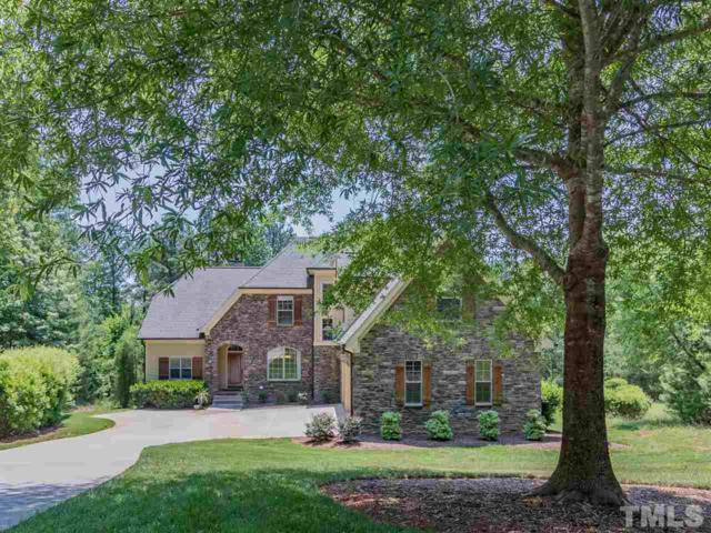 575 Chapel Ridge Drive, Pittsboro, NC 27312 (#2258856) :: Dogwood Properties