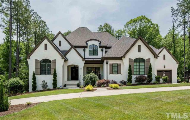 7512 Hasentree Club Drive, Wake Forest, NC 27587 (#2258889) :: Dogwood Properties