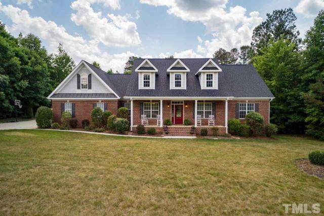 1167 Smith Creek Way, Wake Forest, NC 27587 (#2258907) :: Raleigh Cary Realty