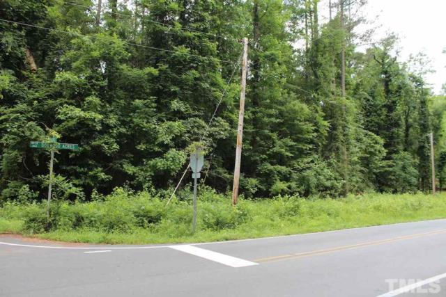54B Dogwood Acres Drive, Chapel Hill, NC 27516 (#2258930) :: Dogwood Properties