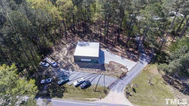 8947 W Nc 27 Highway, Lillington, NC 27546 (#2258931) :: Marti Hampton Team - Re/Max One Realty