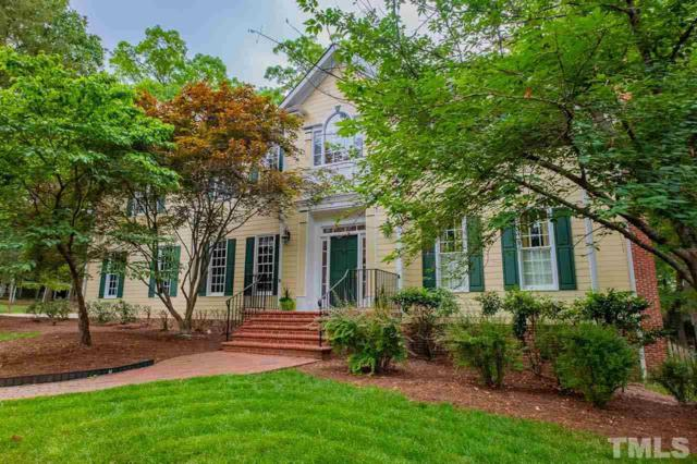 112 Ellsworth Place, Chapel Hill, NC 27516 (#2258975) :: Morgan Womble Group