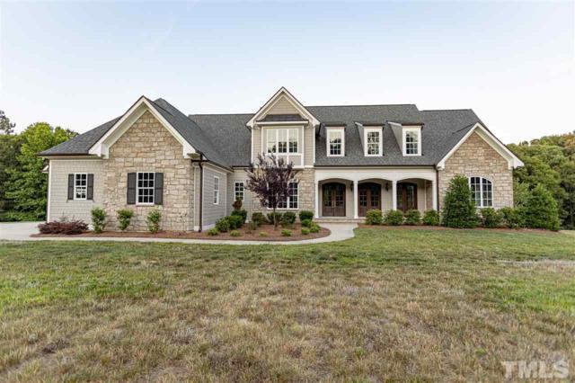 15 Park Meadow Lane, Youngsville, NC 27596 (#2258990) :: Dogwood Properties