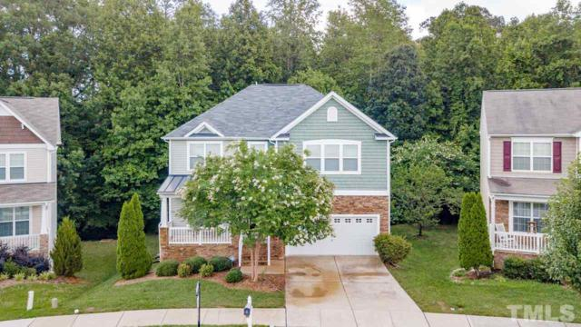 1613 Essexwood Drive, Fuquay Varina, NC 27526 (MLS #2259053) :: The Oceanaire Realty