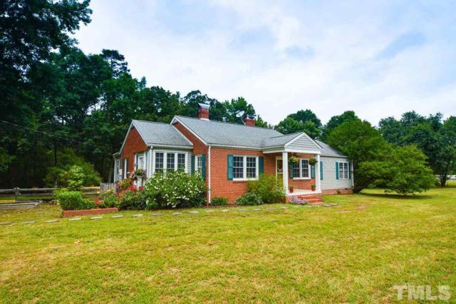 333 Ridgeville Road, Prospect Hill, NC 27314 (#2259113) :: Spotlight Realty
