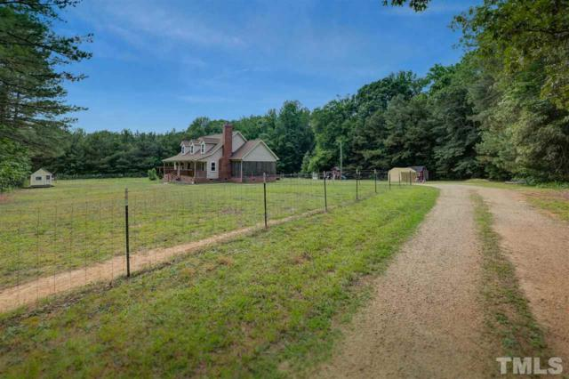 9485 D Nc 39 Highway, Middlesex, NC 27557 (#2259251) :: The Perry Group