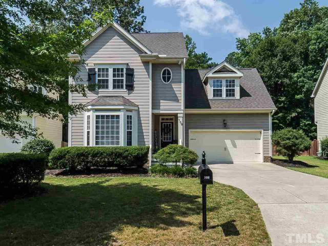 108 Thorndale Drive, Holly Springs, NC 27540 (#2259364) :: Raleigh Cary Realty