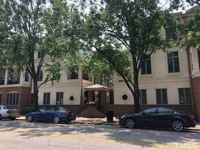 272 E Davie Street #272, Raleigh, NC 27601 (#2259375) :: Dogwood Properties
