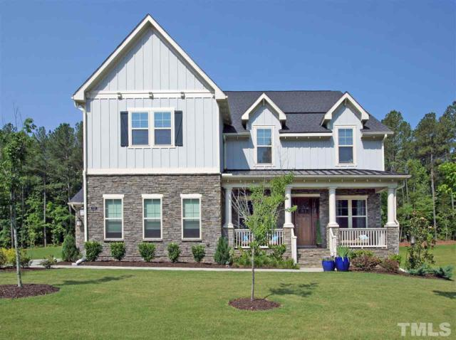 737 Peninsula Forest Place, Cary, NC 27519 (#2259403) :: Marti Hampton Team - Re/Max One Realty