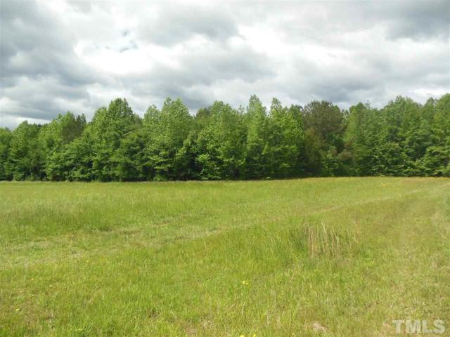 Lot # 22 Maple Springs Lane, Bear Creek, NC 27207 (#2259408) :: Saye Triangle Realty