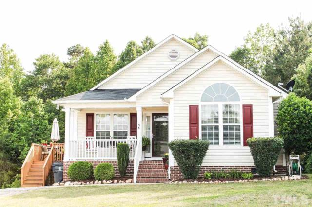 35 Flume Road, Franklinton, NC 27525 (#2259413) :: The Perry Group
