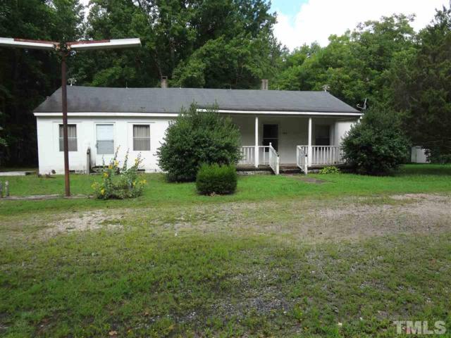 399 T K Allen Road, Louisburg, NC 27549 (#2259484) :: The Jim Allen Group