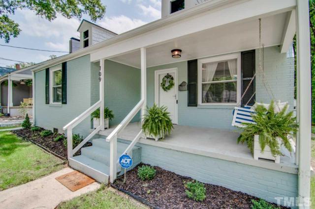 109 W Club Boulevard, Durham, NC 27704 (#2259505) :: RE/MAX Real Estate Service