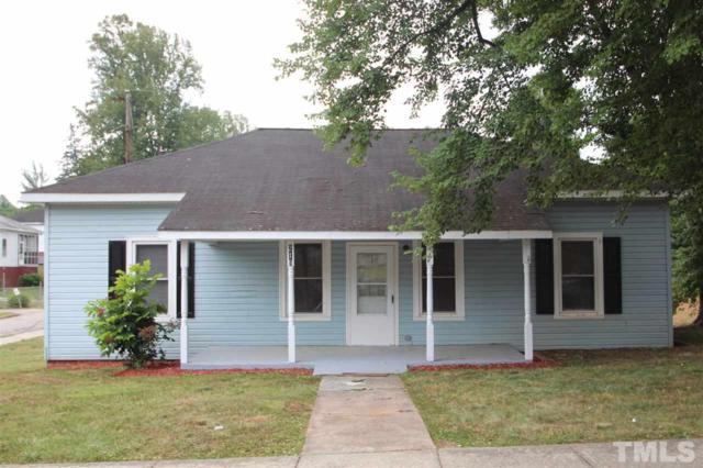 219 Kerr Drive, Roxboro, NC 27573 (#2259526) :: The Jim Allen Group
