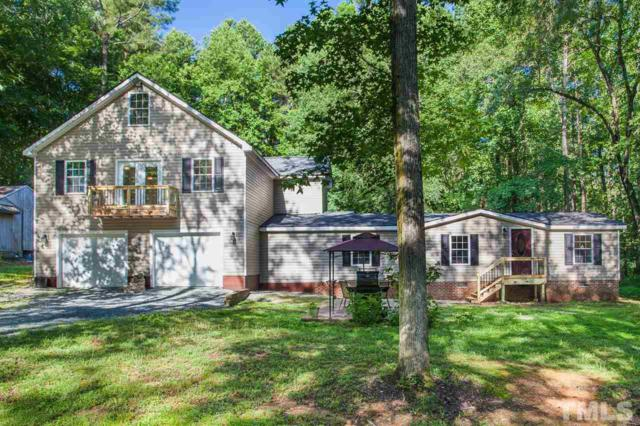 74 Glendale Drive, Pittsboro, NC 27312 (#2259545) :: The Amy Pomerantz Group