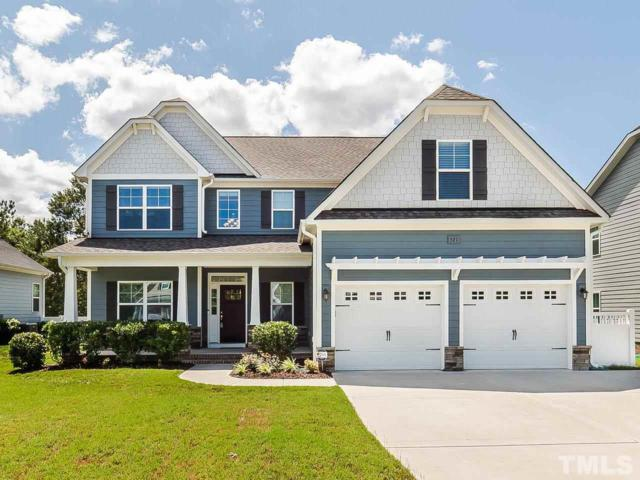 521 Silverliner Drive, Knightdale, NC 27545 (#2259548) :: Morgan Womble Group