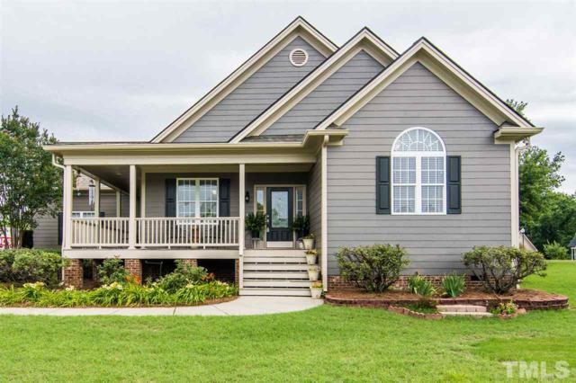 1205 Harvest Moon Court, Fuquay Varina, NC 27526 (#2259553) :: The Perry Group