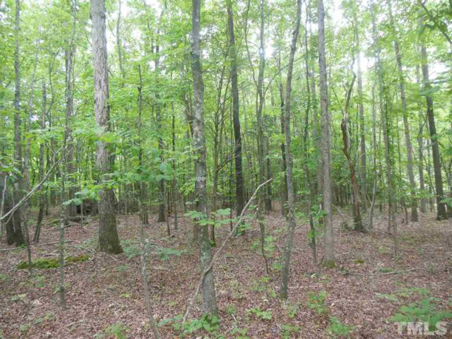 Lot # 24 Maple Springs Lane, Bear Creek, NC 27207 (#2259561) :: Classic Carolina Realty