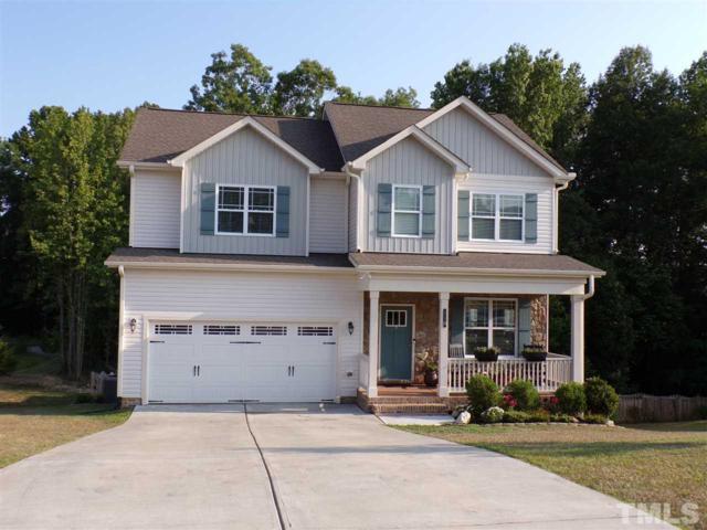110 Herringbone Drive, Franklinton, NC 27525 (#2259585) :: The Jim Allen Group