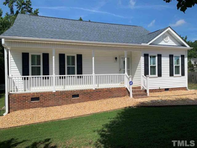 129 Kelly Lane, Clayton, NC 27520 (#2259605) :: RE/MAX Real Estate Service