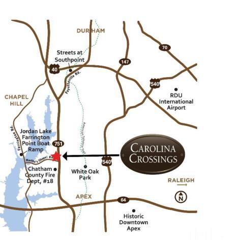 282 Carolina Crossings Drive, Apex, NC 27523 (#2259684) :: Spotlight Realty