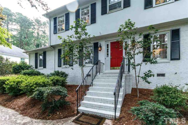 4826 North Hills Drive, Raleigh, NC 27612 (#2259708) :: Real Estate By Design