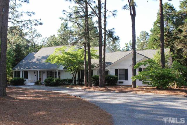 745 Donald Ross Drive, Pinehurst, NC 28374 (#2259800) :: The Results Team, LLC