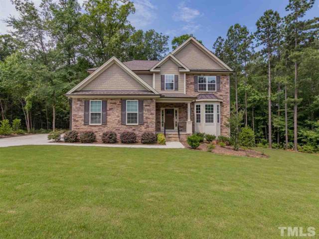 283 Crimson Way, Pittsboro, NC 27312 (#2259872) :: Dogwood Properties