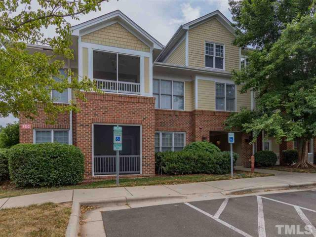 432 Waterford Lake #432, Cary, NC 27519 (#2259874) :: Marti Hampton Team - Re/Max One Realty