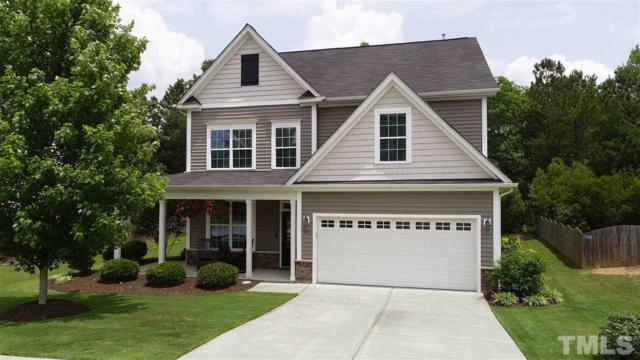 413 Forest Haven Drive, Holly Springs, NC 27540 (#2259899) :: The Jim Allen Group