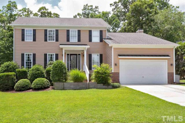 107 Hanahan Court, Cary, NC 27513 (#2259908) :: Real Estate By Design