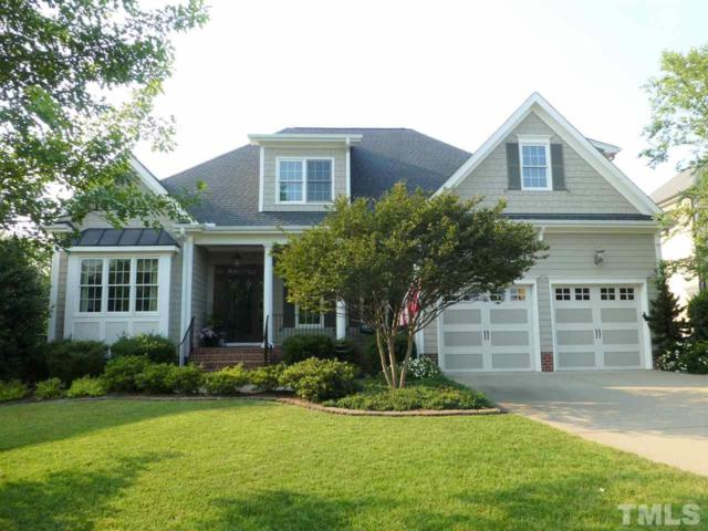 2593 Bryant Pond Lane, Apex, NC 27502 (#2259992) :: Rachel Kendall Team