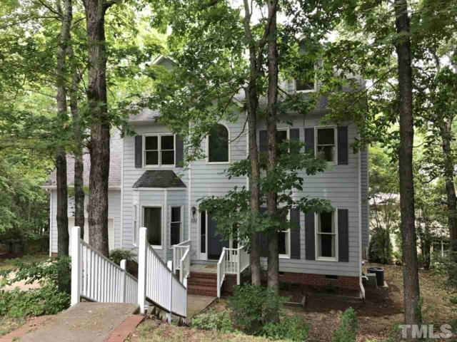101 Burlwood Place, Chapel Hill, NC 27516 (#2260013) :: The Perry Group