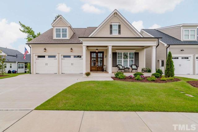 336 Fairway Vista Drive, Holly Springs, NC 27540 (#2260018) :: Rachel Kendall Team