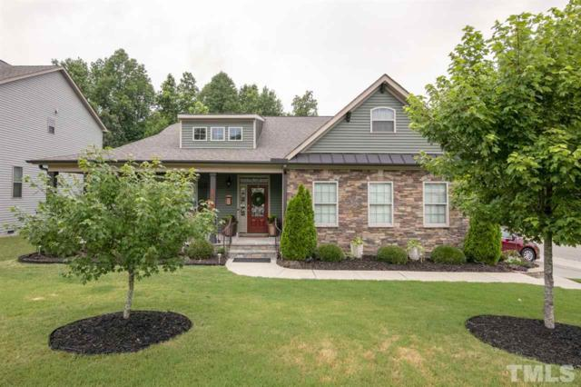 110 Prides Crossing, Rolesville, NC 27571 (#2260199) :: Dogwood Properties